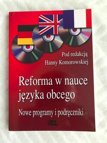 Reforma w nauce języka obcego