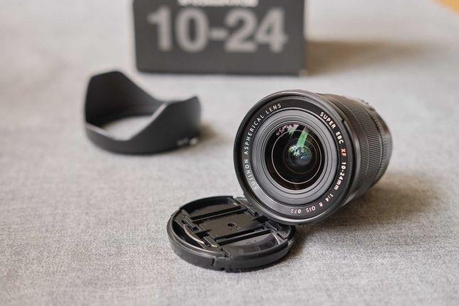 obiektyw Fujifilm Fujinon XF 10-24mm OIS