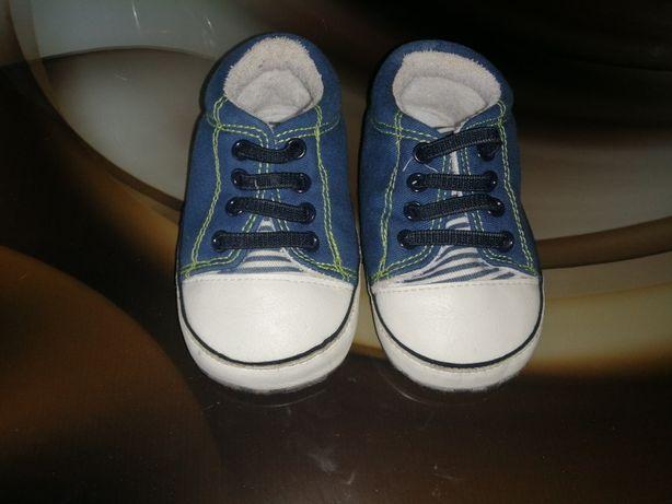 Buty buciki niechodki Lupilu 21