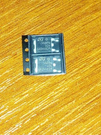 VND7NV04 ST пара ключей новые