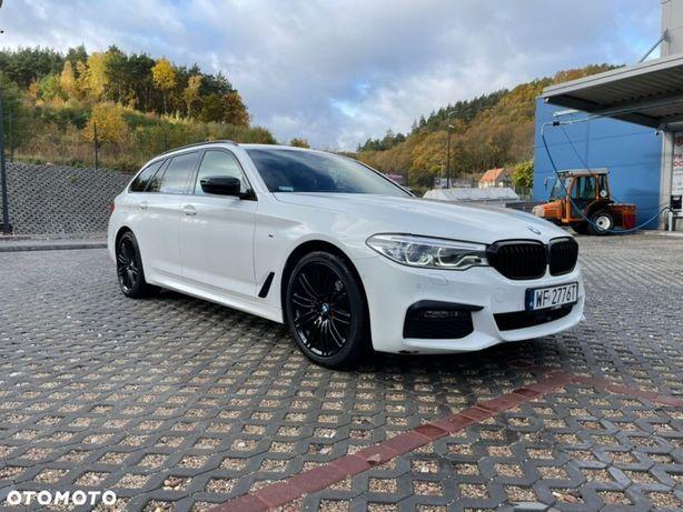 BMW Seria 5 M Sport Cesja leasingu Niska rata panorama salon PL bezwypadkowy