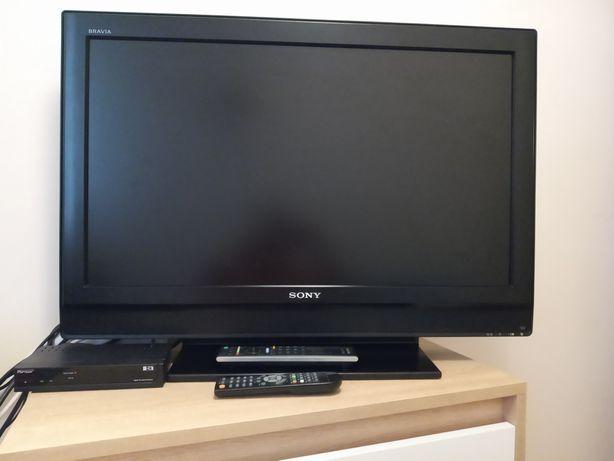 Zestaw Tv Sony Brawia 32!!! GRATIS tuner!!!