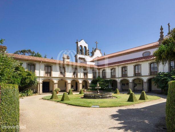 Quinta do Convento da Franqueira com piscina, jardim e ca...