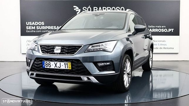 SEAT Ateca 1.5 TSI Excellence