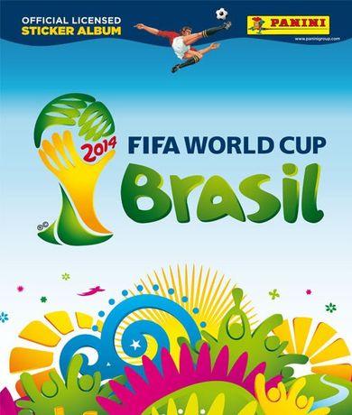 Album Fifa World Cup Brasil 2014