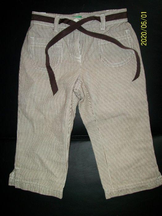 Calças Da BENETTON 2/3 Anos Buarcos - imagem 1