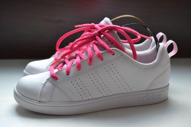 adidas neo 32р кроссовки сникерсы белые. Оригинал. 2019г.в.