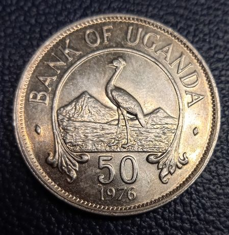 Уганда50центов,1976
