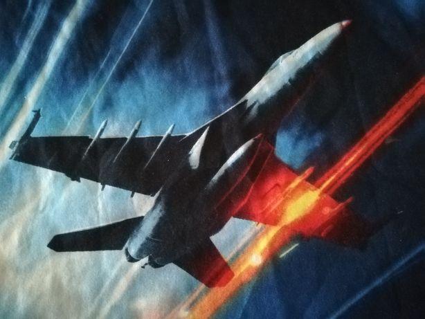 Pościel Gwiezdne Wojny - samolot, 200x160 cm