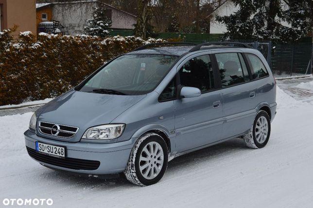 Opel Zafira 1.6 benzyna, serwisowana do końca, bezwypadkowa, zadbana.
