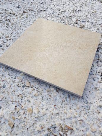 Płytki gresowe tarasowe chodnikowe 60x60x2cm grubości Gatunek 1
