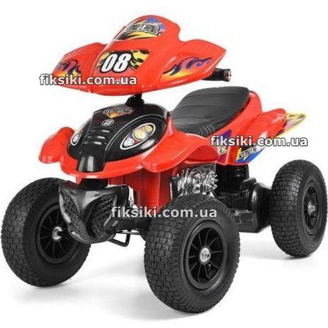 Детский квадроцикл 2403 RED, электромобиль, Дитячий електромобiль