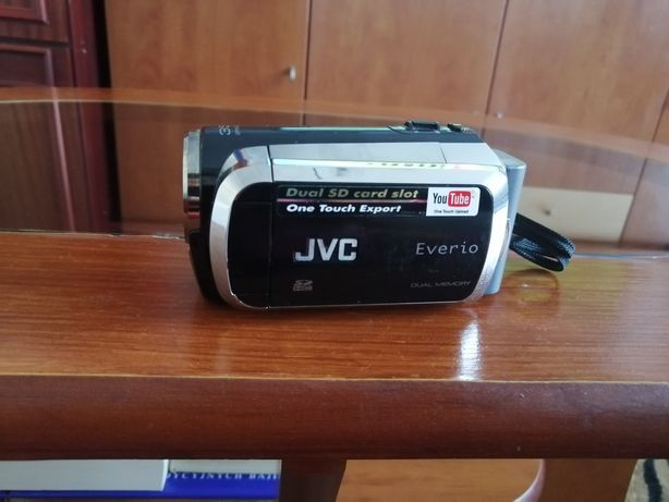 Kamera JVC everio gz-ms120be