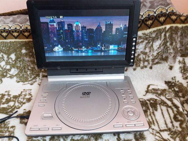 Odtwarzacz 10 cal SON DVD USB kart pamięci