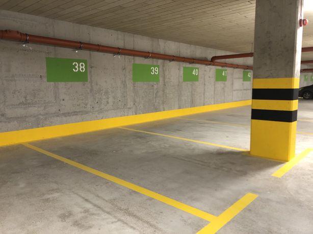 Miejsce parkingowe w garażu podziemnym. Grodzisk Maz. ul. Bałtycka