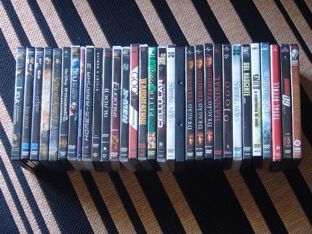 [DVDs/Filmes/Vários/30 Títulos]