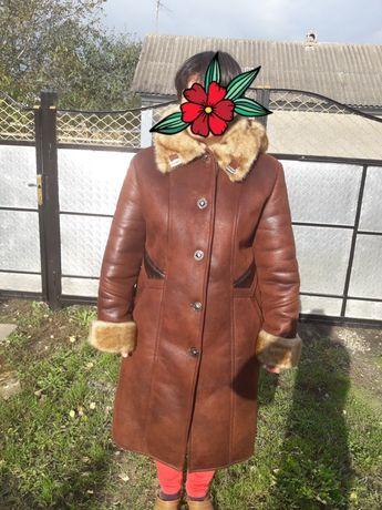 Дубленка (нова) зима