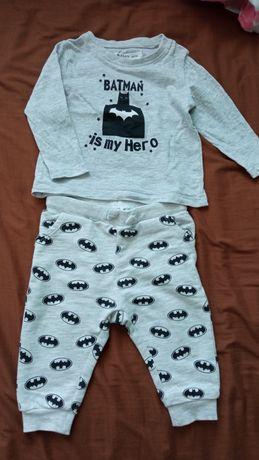 Komplet Batman Dres Sinsay r 68