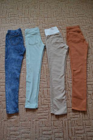 Брендовые джинсы брюки леггинсы летние женские