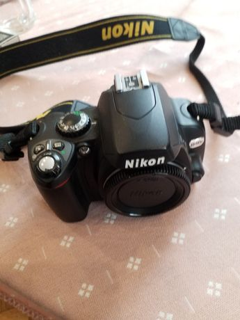 Nikon D40X body do naprawy