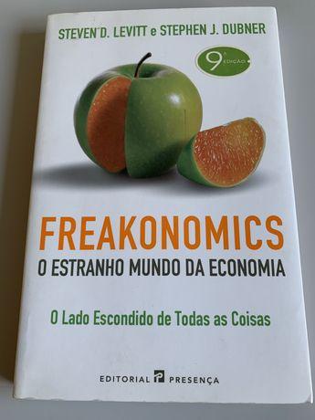 Freakonomics - O estranho mundo da economia