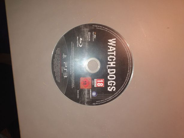 Watch Dogs na PS3