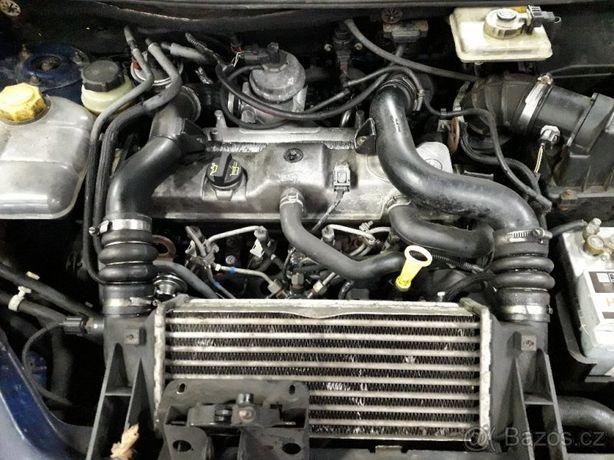 Мотор двигун двигатель 1.8 tdci тдці тдци Ford Konect Форд Конект