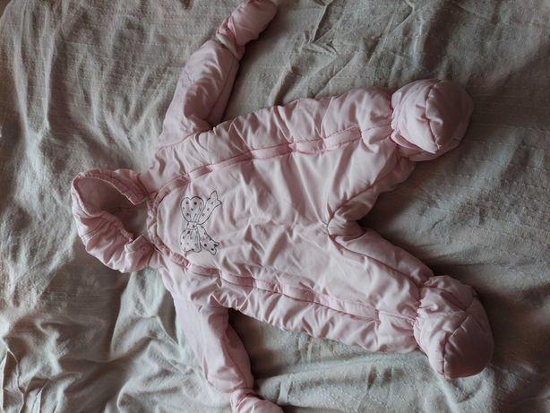 Kombinezon niemowlęcy roz. 68