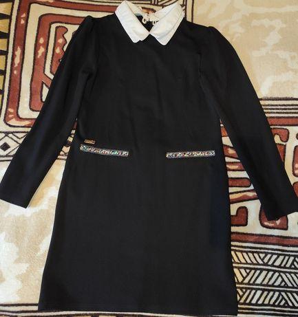 Платье школьное подростковое