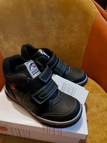 Buty  chłopięce ocieplane  rozmiar 28
