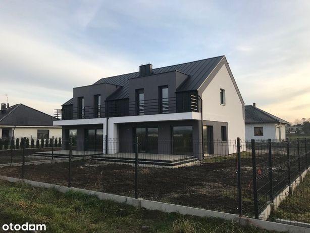 Ostatni nowoczesny dom 2 km od Leszna-lewy wolny!