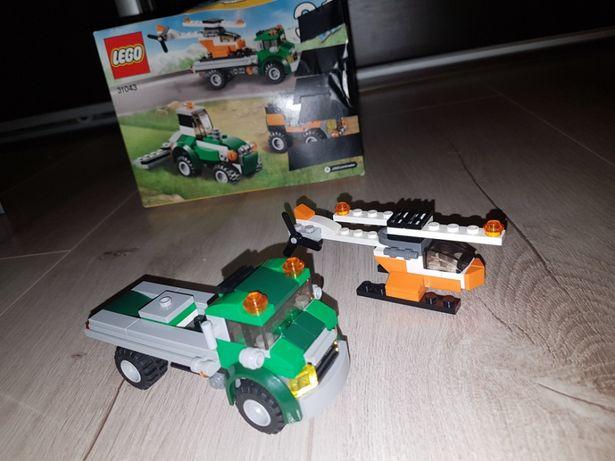 Sprzedam klocki Lego Creator 3 in 1, Transporter helikopterów