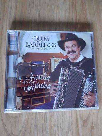 CD Quim Barreiros - Amélia Costureira (Novo e Selado)