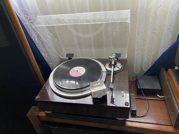 Gramofon JVC Victor QL-A75, nowa wkładka Audio Technica SH95 Shibata