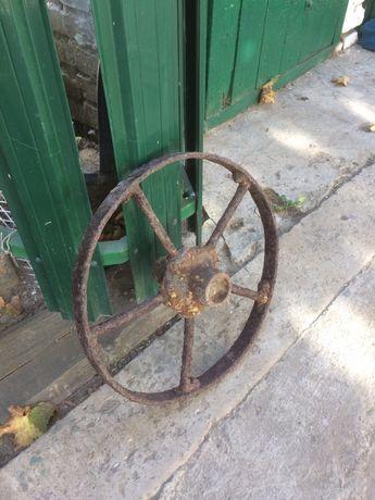 Старое колесо,
