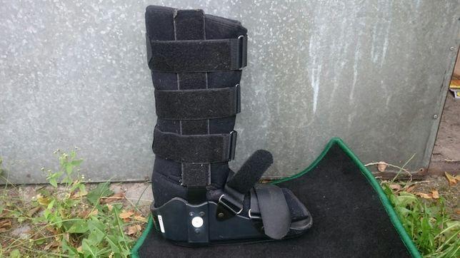 Orteza but typu walker stabilizator skokowo-goleniowy