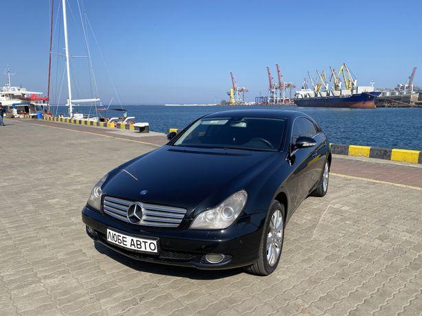 Mercedes-Benz CLS 500 2005год