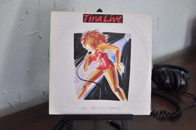 Tina Turner – Tina Live In Europe / 3x Winyl Soul, Pop Rock