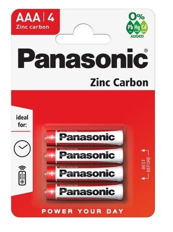 Panasonic baterie AAA AA