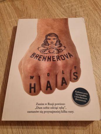 Brennerova W. Haas książka