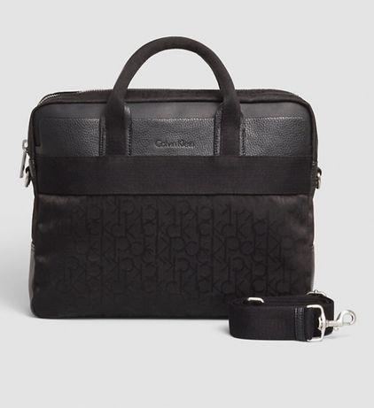 CALVIN KLEIN Laptop сумка Bag оригинал новая обмен мужская