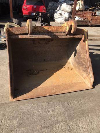 Lyzka podsiebierna szer 125cm kopania skarpowa verachtert cw 20 30 40