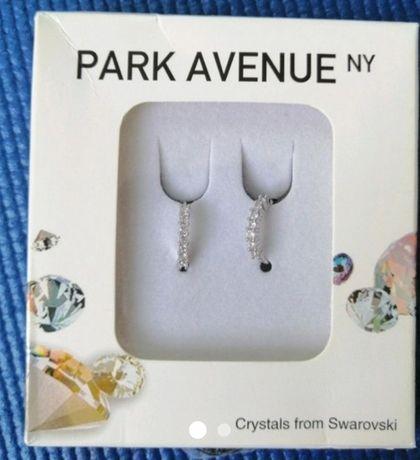 Kolczyki Park Avenue