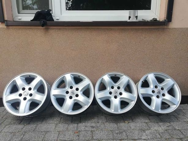 "Felgi aluminiowe używane Opel 16"" 5x110 7Jx16 ET 39"