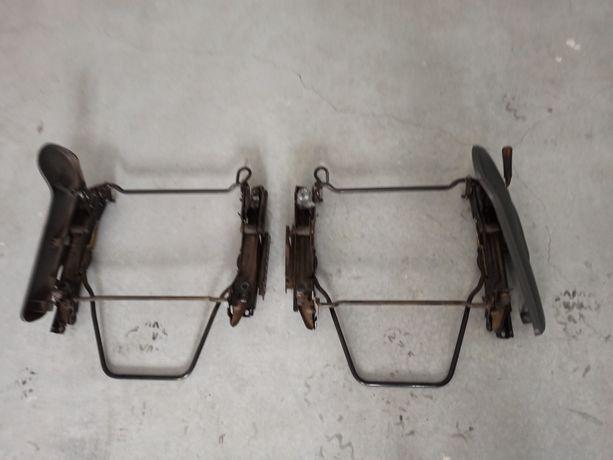 Calhas dos bancos originais Peugeot 205 GTI / CTI / Rallye