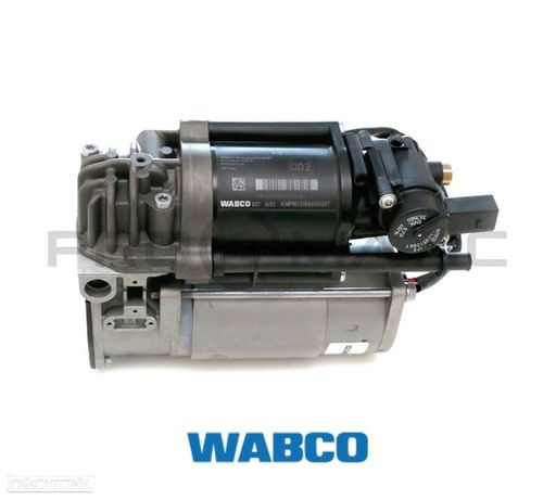 BMW Série 7 F01 - Compressor Suspensão Pneumática WABCO 37206789450