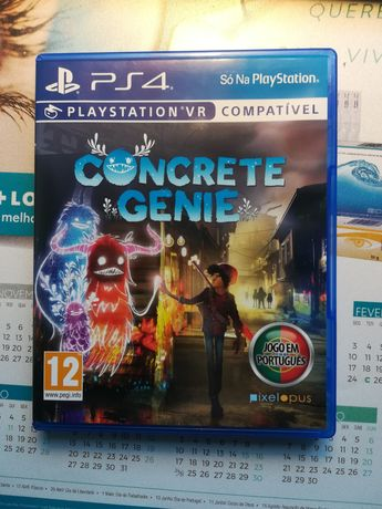 Jogo de PS4 Concerte genie