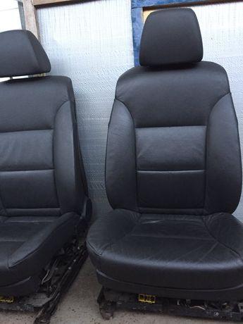 Мега крутые сидения BMW