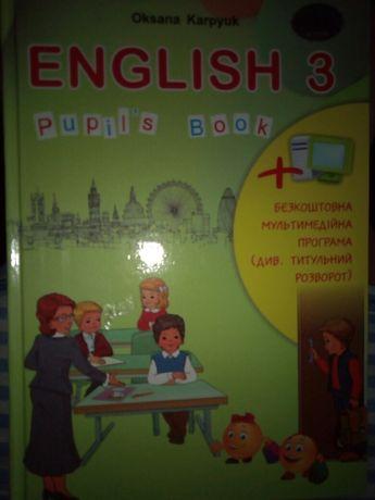 Книга англ.языка 3класс