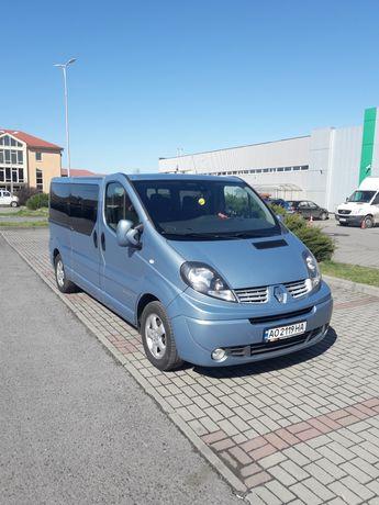 Мікроавтобус на замовлення